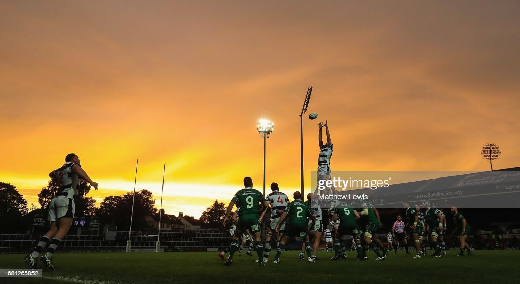 Yorkshire Carnegie v London Irish - Greene King IPA Championship Final: First Leg : News Photo