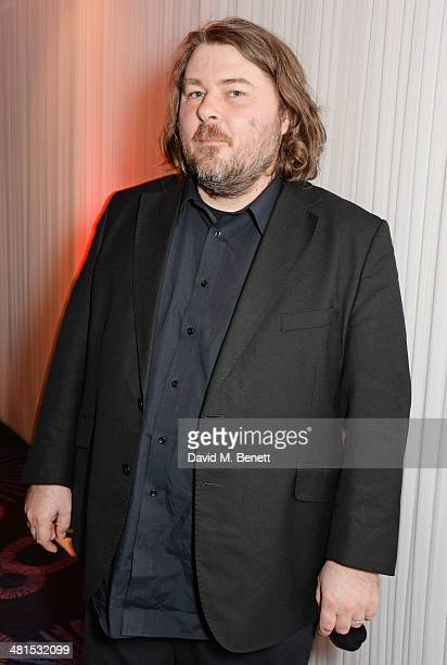 Ben Wheatley arrives at the Jameson Empire Awards 2014 at The Grosvenor House Hotel on March 30 2014 in London England