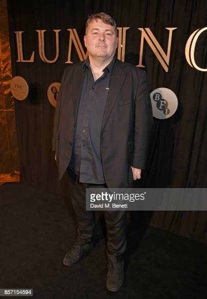 Ben Wheatley attends the BFI and IWC Luminous Gala at The Guildhall on October 3 2017 in London England