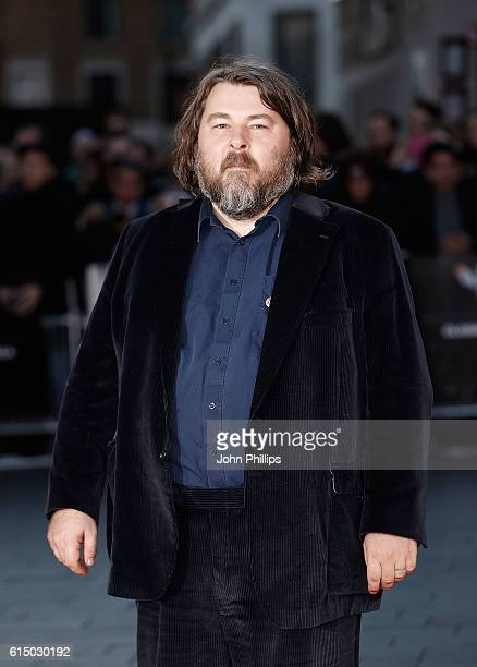 Ben Wheatley attends the 'Free Fire' Closing Night Gala screening during the 60th BFI London Film Festival at Odeon Leicester Square on October 16...