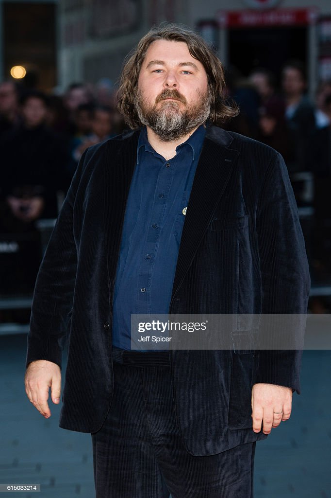 Ben Wheatley attends the 'Free Fire' Closing Night Gala screening during the 60th BFI London Film Festival at Odeon Leicester Square on October 16, 2016 in London, England.