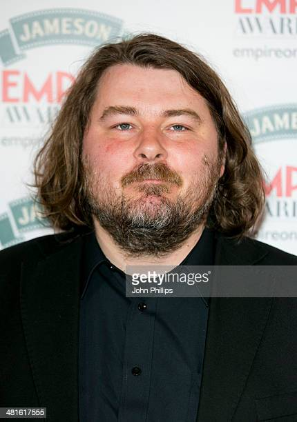 Ben Wheatley attends the Jameson Empire Film Awards at The Grosvenor House Hotel on March 30 2014 in London England