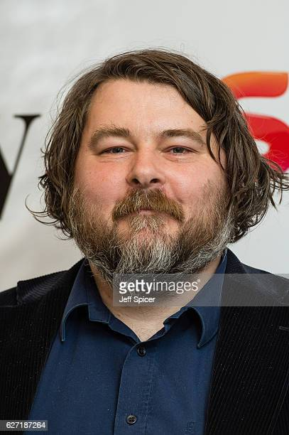 Ben Wheatley attends the Sky Women In Film TV Awards at London Hilton on December 2 2016 in London England