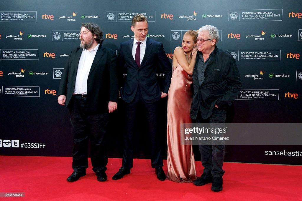 63rd San Sebastian Film Festival: 'High-Rise' Premiere