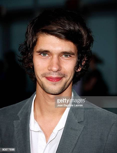 Ben Whishaw arrives at the Los Angeles premiere of Bright Star at the ArcLight Hollywood on September 16 2009 in Hollywood California