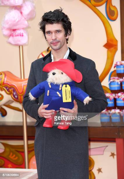 Ben Whishaw attends the 'Paddington 2' premiere at BFI Southbank on November 5 2017 in London England