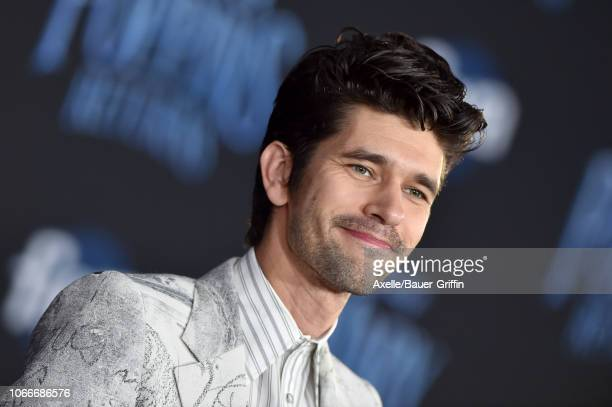 Ben Whishaw attends the premiere of Disney's 'Mary Poppins Returns' at El Capitan Theatre on November 29 2018 in Los Angeles California