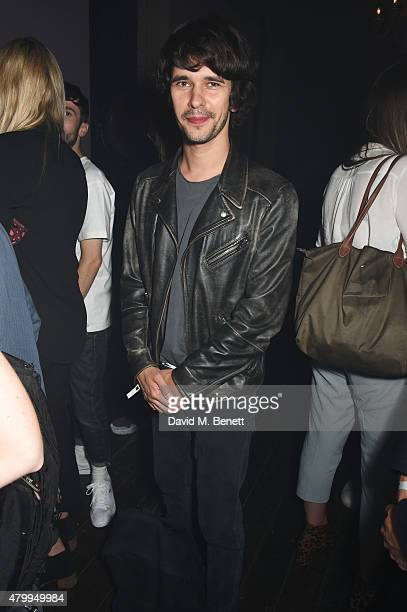 Ben Whishaw attends the Years Years VIP album launch party in association with ASOS at One Mayfair on July 8 2015 in London England