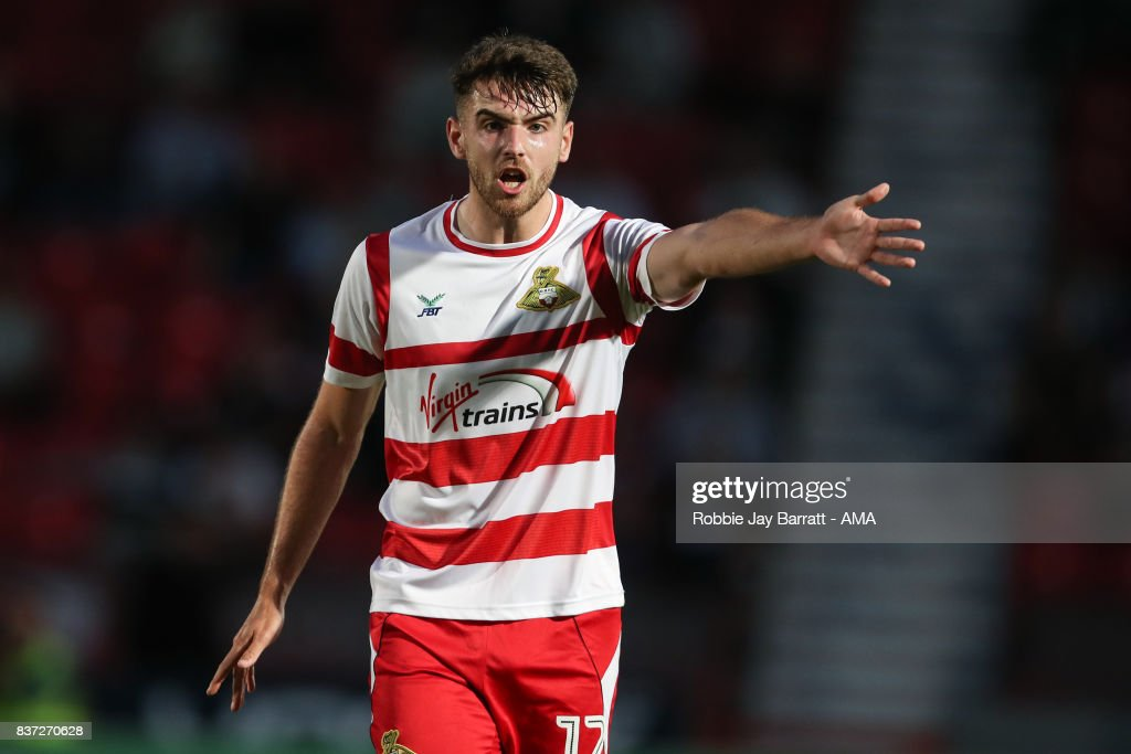 Doncaster Rovers v Hull City - Carabao Cup Second Round : ニュース写真
