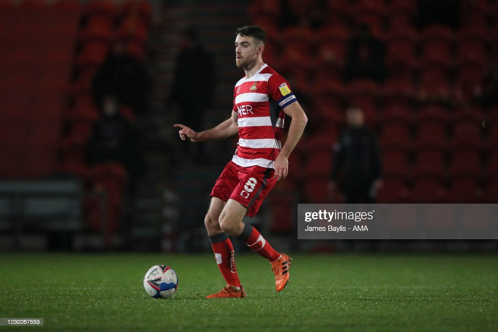 Doncaster Rovers v Shrewsbury Town - Sky Bet League One : News Photo