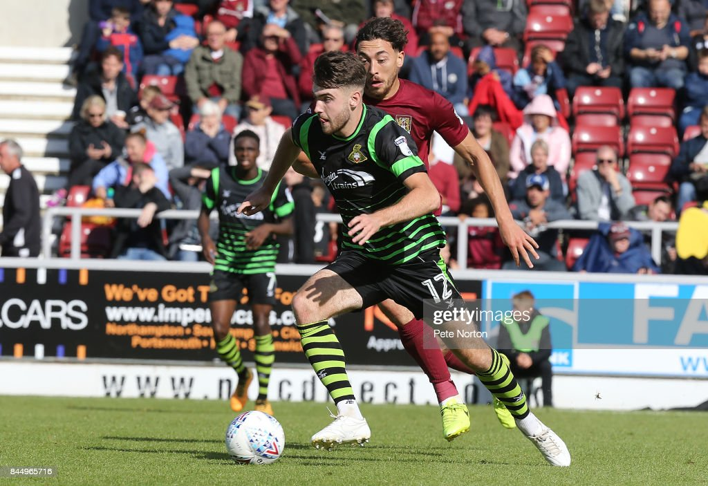 Northampton Town v Doncaster Rovers - Sky Bet League One : ニュース写真