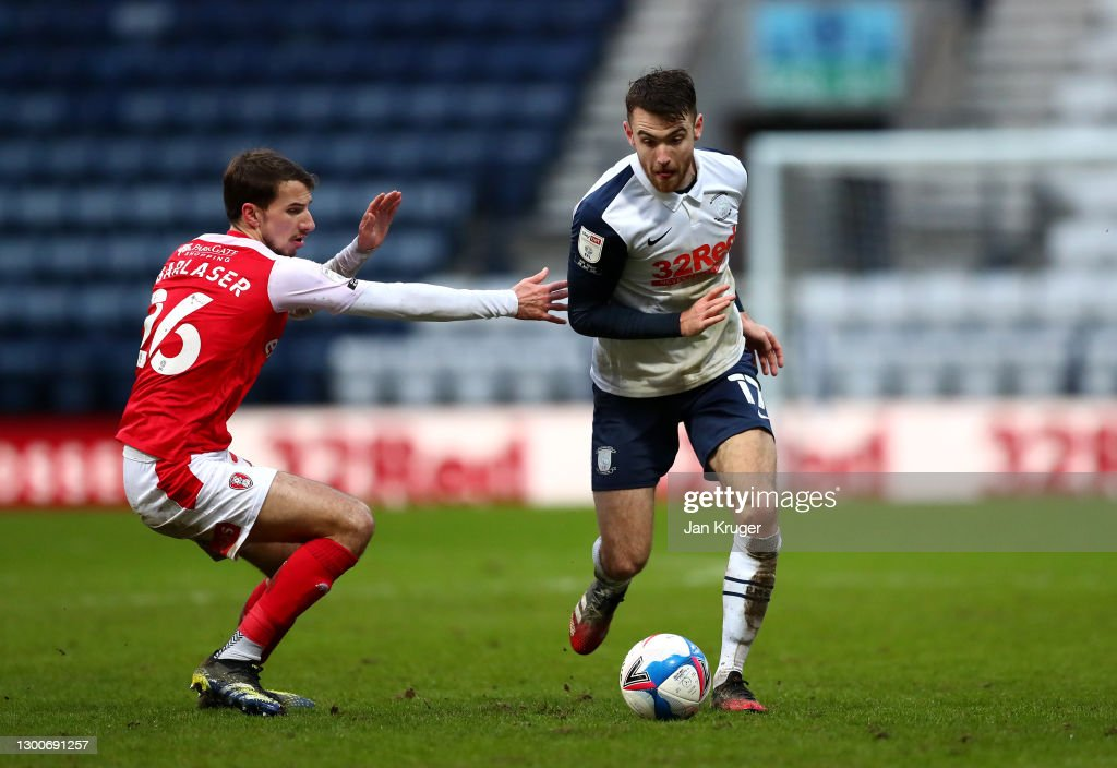 Preston North End v Rotherham United - Sky Bet Championship : News Photo