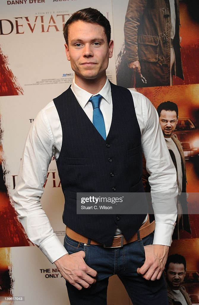 Ben Wigzell attends the Deviation World Premiere at Odeon Covent Garden on February 23, 2012 in London, England.