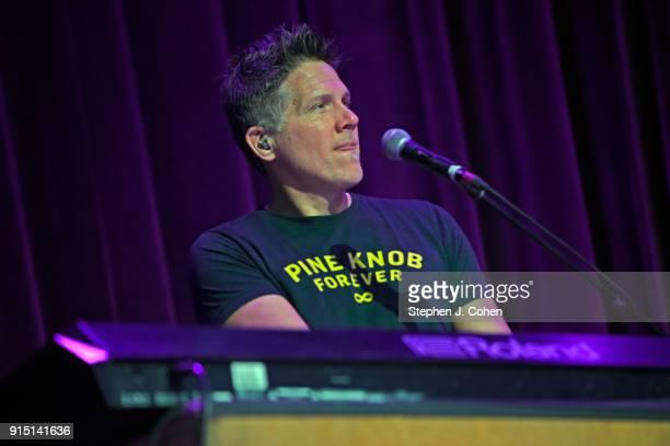 Ben Wilson of Blues Traveler performs at Mercury Ballroom on February 6 2018 in Louisville Kentucky