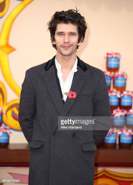 Ben Wishaw attends the 'Paddington 2' premeire at BFI Southbank on November 5 2017 in London England