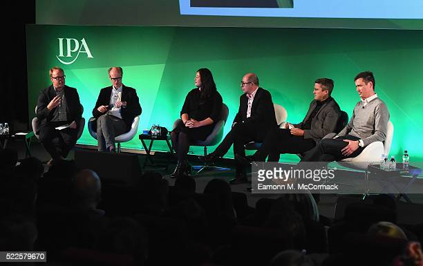Ben Wood Global President at iProspect Will Gompertz Arts Editor at BBC KJ Weir Creative Agency Partner at Facebook Andrew Hirsch CEO at John Brown...
