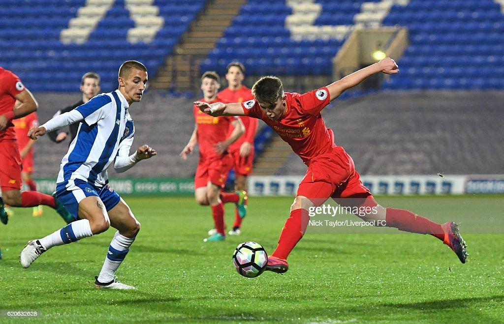 Liverpool v FC Porto: Premier League International Cup : News Photo