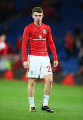 cardiff wales ben woodburn wales during