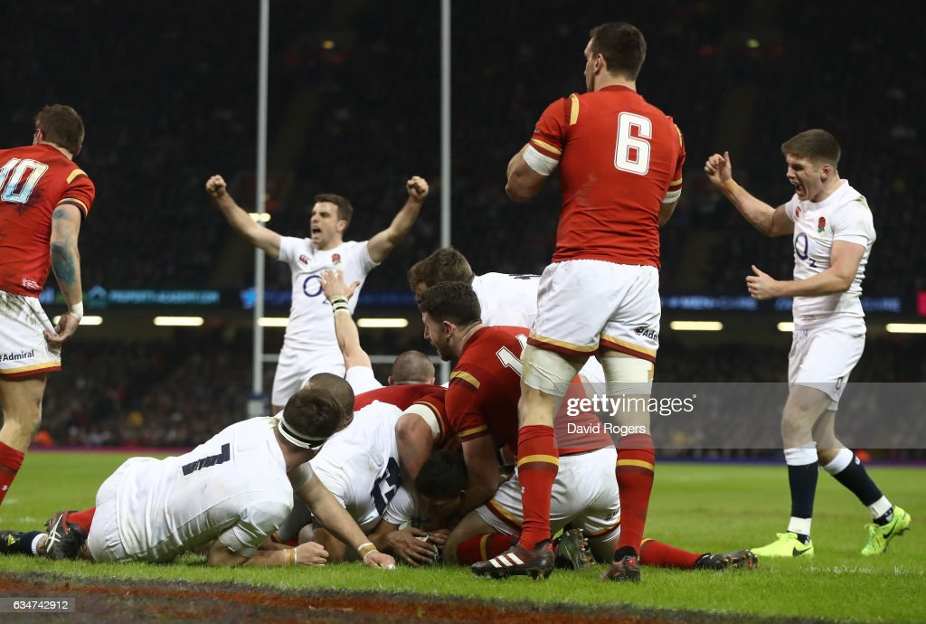 Wales v England - RBS Six Nations