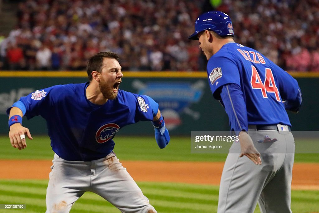 World Series - Chicago Cubs v Cleveland Indians - Game Six
