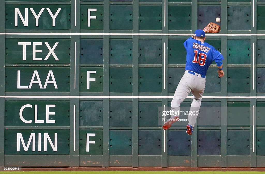 Chicago Cubs v Houston Astros