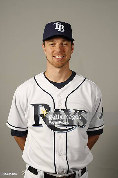 Ben Zobrist of the Tampa Bay Rays poses during Photo Day on Friday, February 20, 2009 at Charlotte County Sports Park in Port Charlotte, Florida.