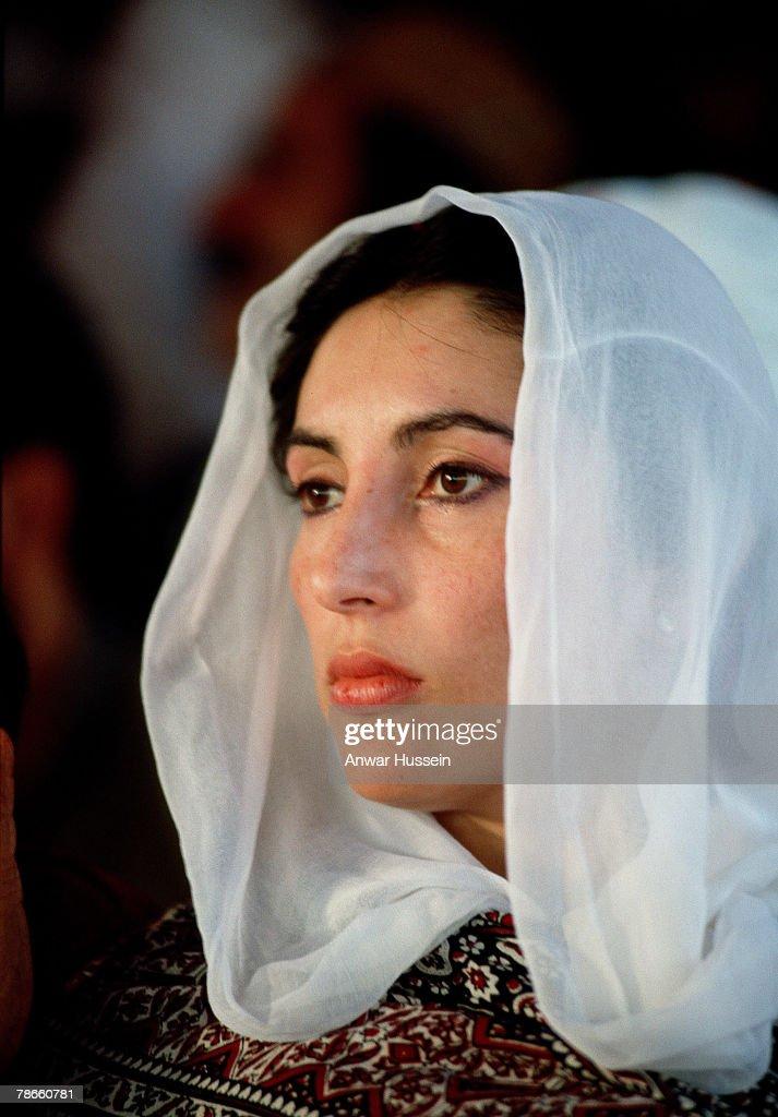 Benazir Bhutto File Photos : ニュース写真