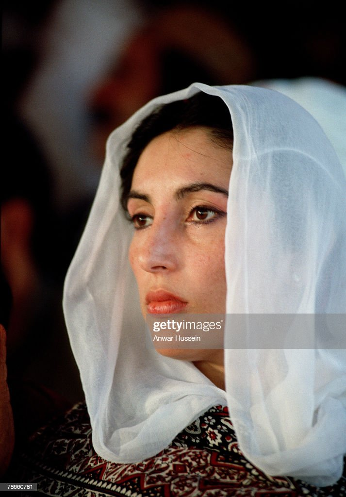 65 Years Since the Birth of Benazir Bhutto the 1st Female Leader of a Muslim Country