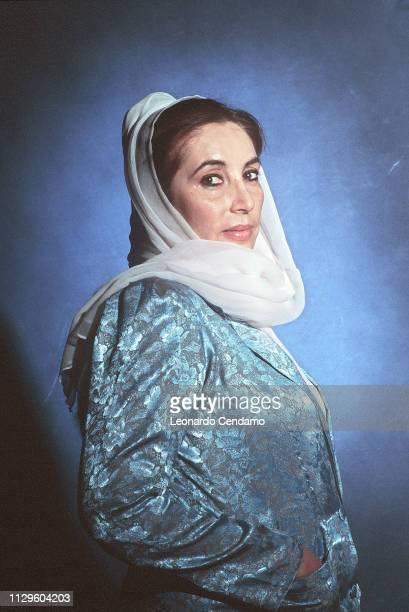 Benazir Bhutto ex Prime Minister of Pakistan
