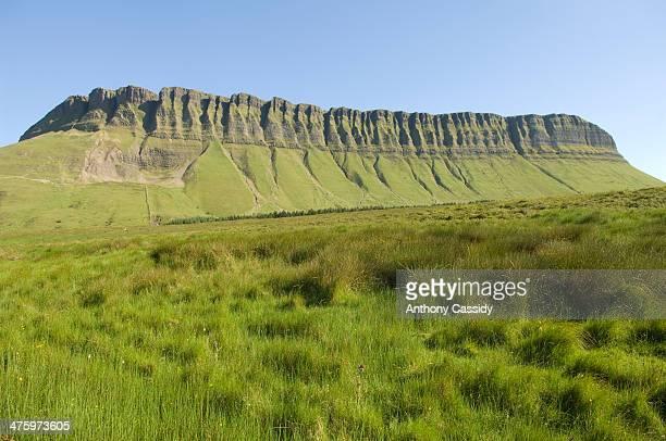 Benbulbin Mountain, Sligo, Ireland
