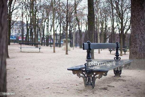Bench at park