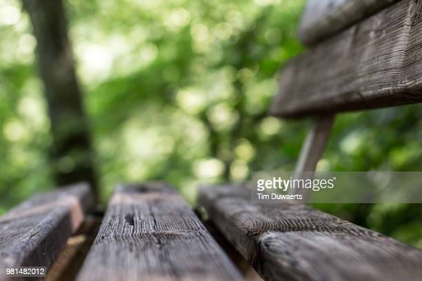 bench - park bench stock pictures, royalty-free photos & images