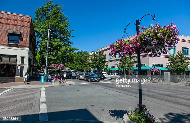 bend, oregon - bend oregon stock photos and pictures