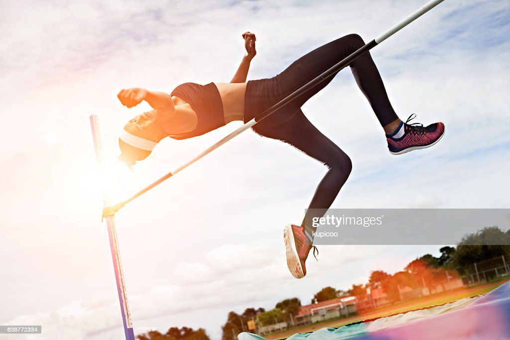 Bending over the bar : Stock Photo