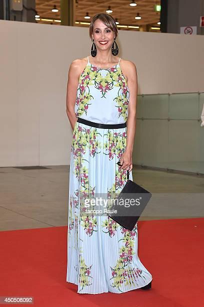 Benedetta Parodi attends the Convivio 2014 on June 12 2014 in Milan Italy