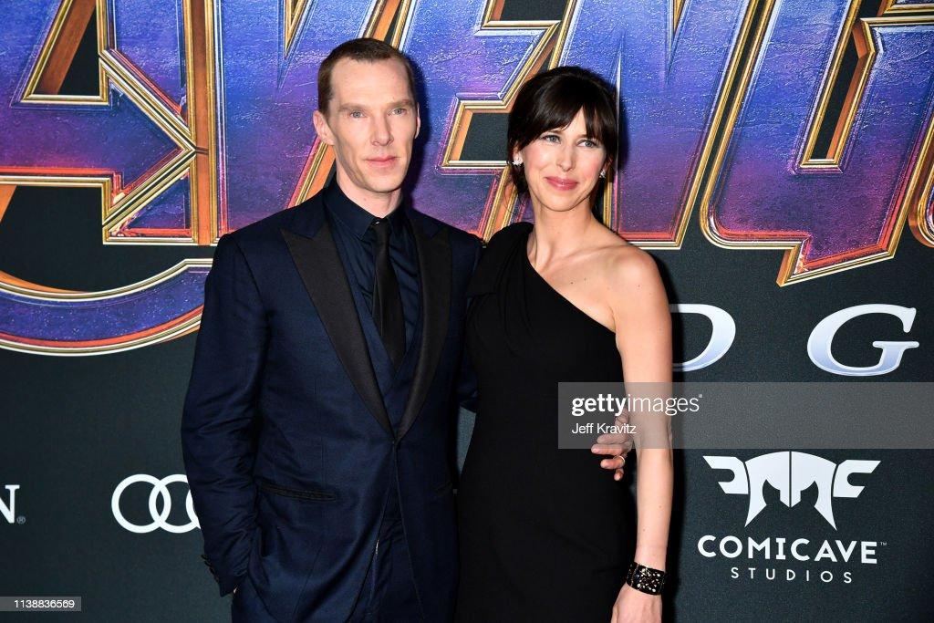 "World Premiere Of Walt Disney Studios Motion Pictures ""Avengers: Endgame"" - Arrivals : News Photo"
