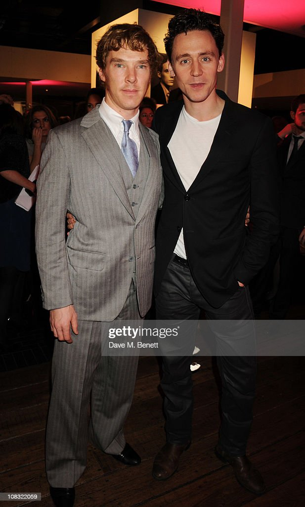 InStyle's Best Of British Talent Party : News Photo