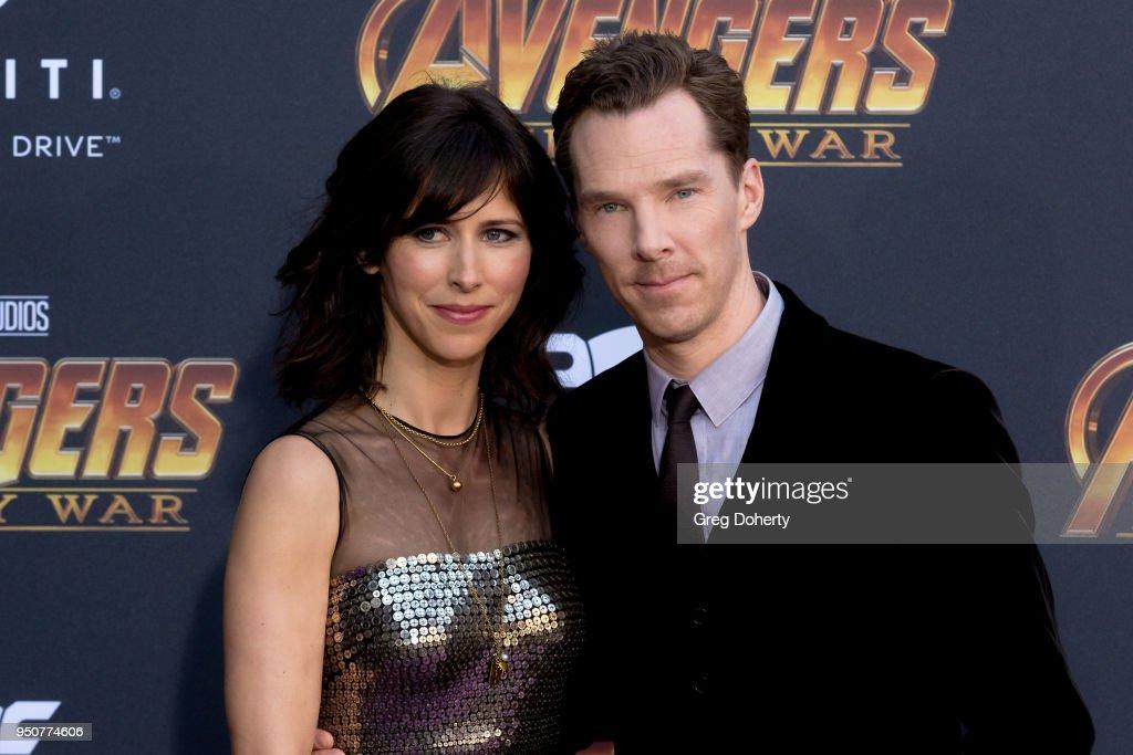 """Avengers: Infinity War"" World Premiere : News Photo"