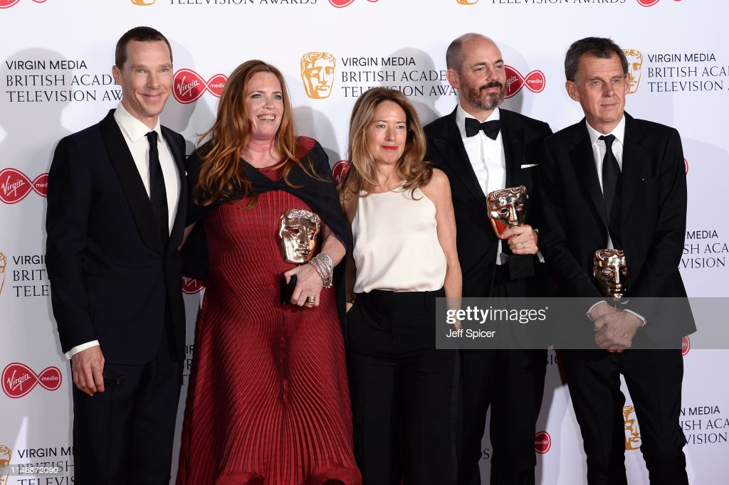 Virgin Media British Academy Television Awards 2019 - Press Room : Nachrichtenfoto