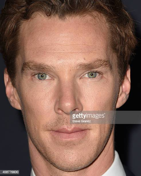 Benedict Cumberbatch arrives at the 'The Imitation Game' Los Angeles Special Screening Hosted By Chanel at DGA Theater on November 10 2014 in Los...
