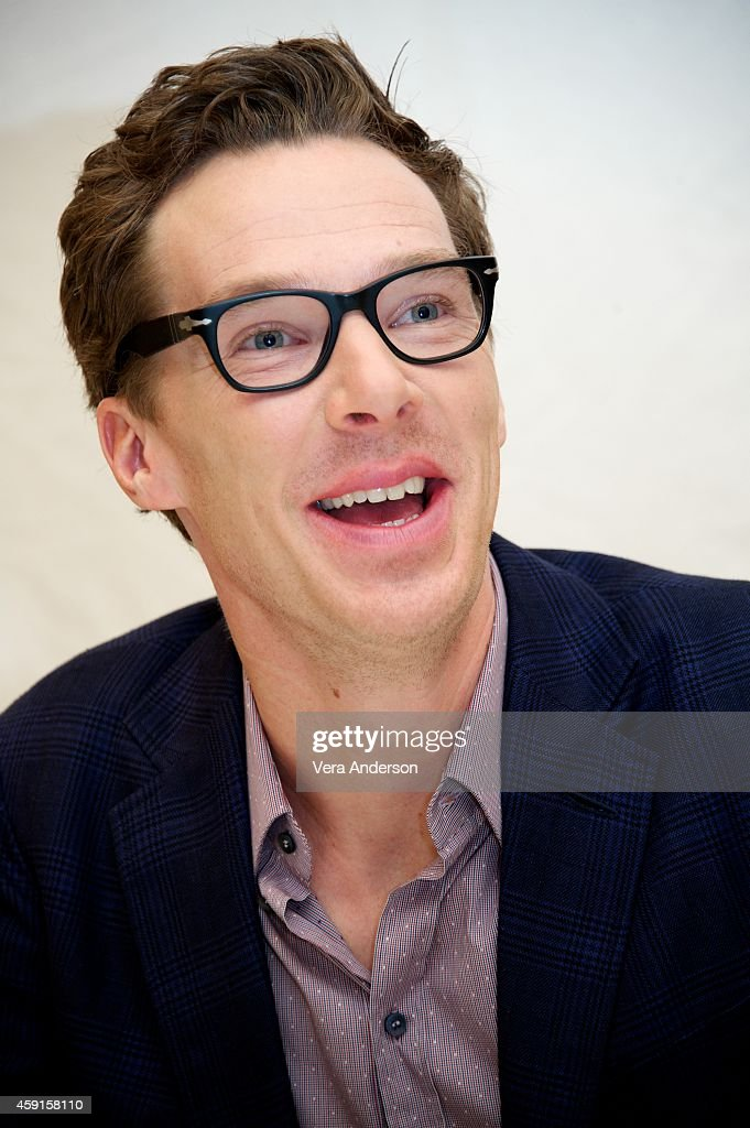 """The Imitiation Game"" Press Conference : News Photo"