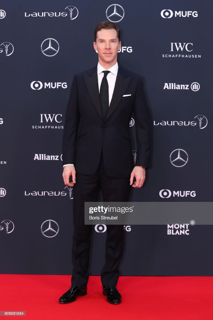Red Carpet - 2018 Laureus World Sports Awards - Monaco
