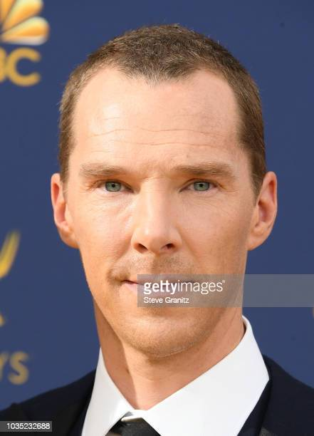 Benedict Cumberbatch attends the 70th Emmy Awards at Microsoft Theater on September 17 2018 in Los Angeles California