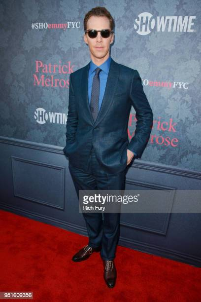 Benedict Cumberbatch attends the for your consideration event for Showtime's 'Patrick Melrose'at NeueHouse Hollywood on April 26 2018 in Los Angeles...