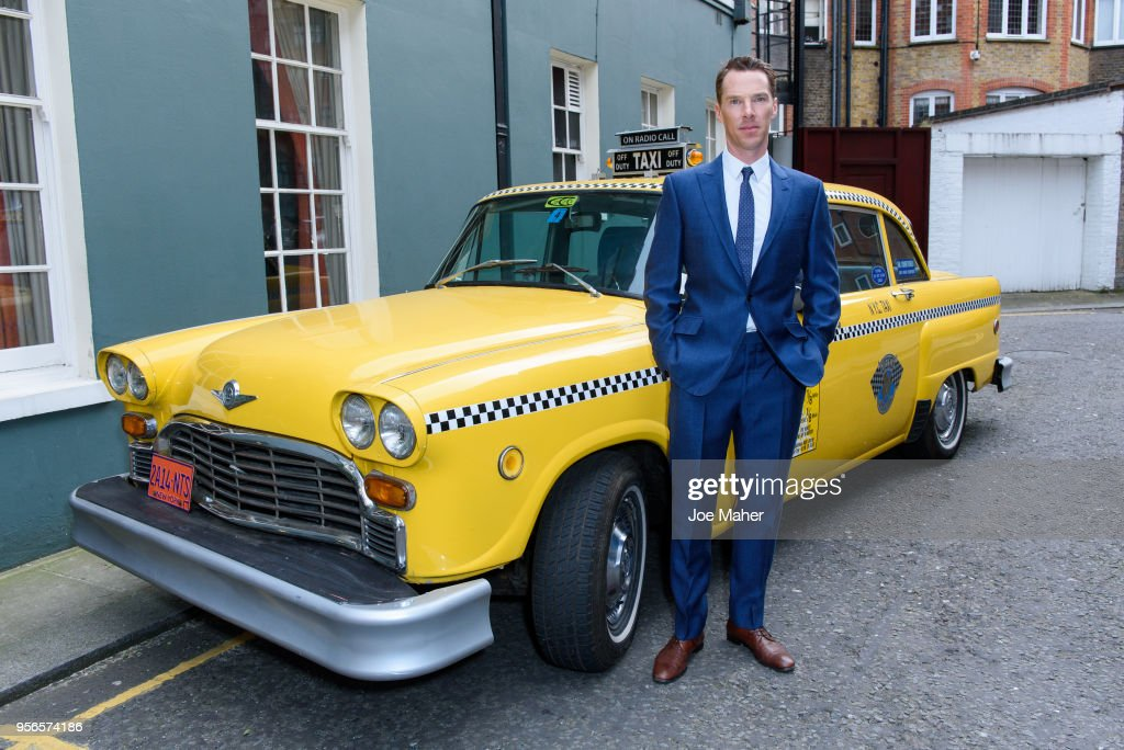 'Patrick Melrose' Launch Dinner - Arrivals : News Photo