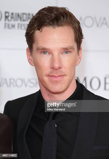 Benedict Cumberbatch attends the Moet British Independent Film Awards at Old Billingsgate Market on December 7 2014 in London England