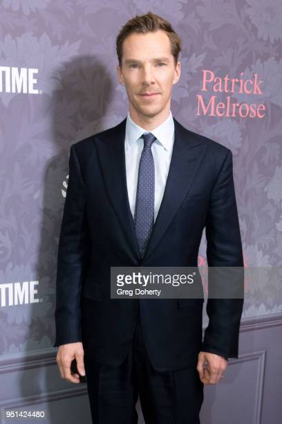 "Benedict Cumberbatch attends the ""Patrick Melrose"" Series Premiere at Linwood Dunn Theater on April 25, 2018 in Los Angeles, California."