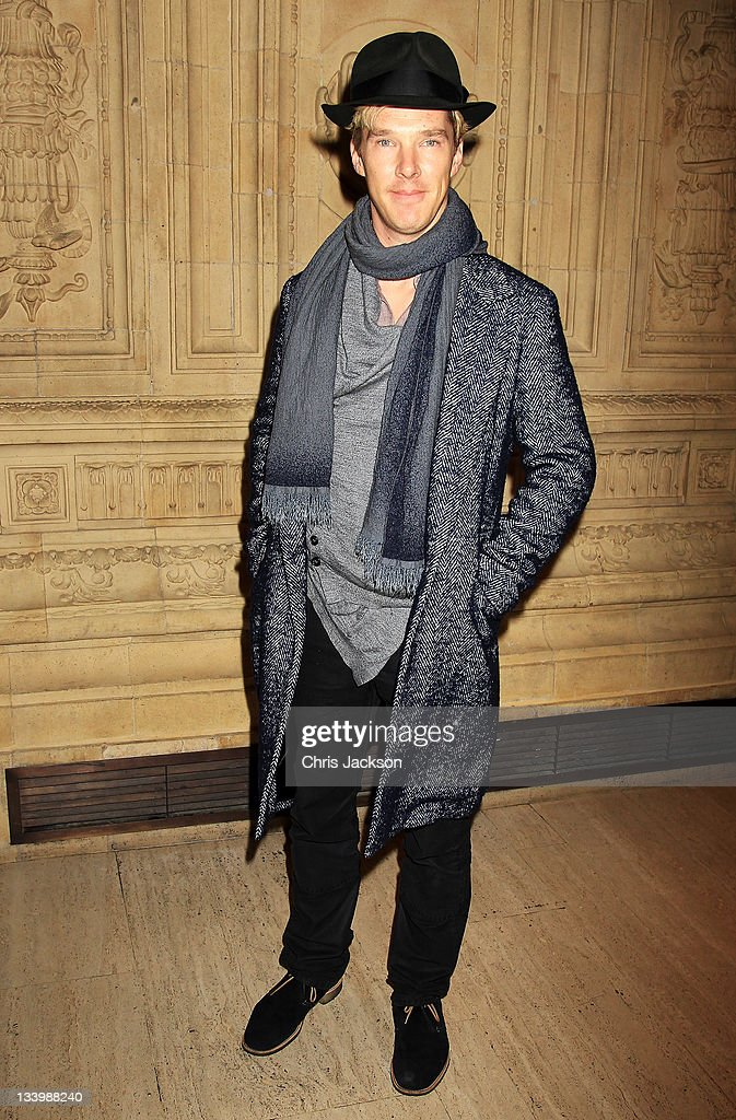 Benedict Cumberbatch attends the Prince's Trust Rock Gala 2011 at Royal Albert Hall on November 23, 2011 in London, England. The gala, sponsored by Novae, raises vital funds for the youth charity's work with disadvantaged young people.