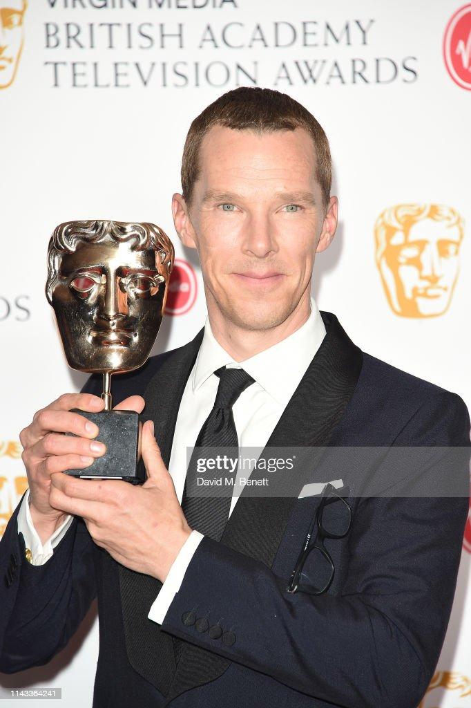 GBR: Virgin Media British Academy Television Awards 2019 - Press Room