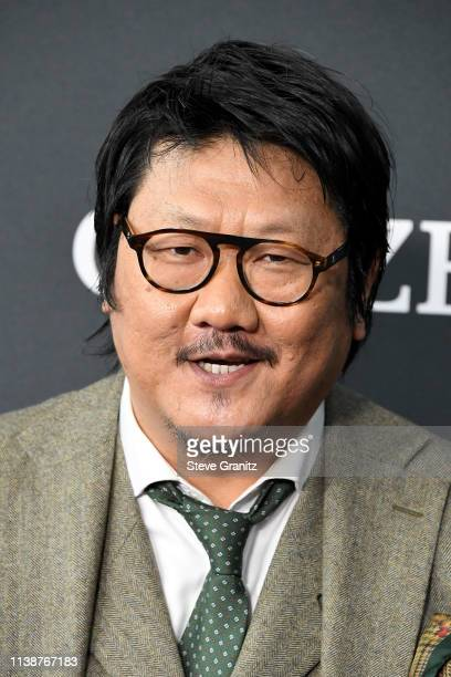 Benedict Wong attends the world premiere of Walt Disney Studios Motion Pictures 'Avengers Endgame' at the Los Angeles Convention Center on April 22...